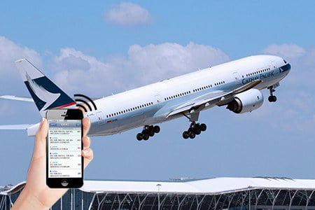 المطارات- Eddystone و iBeacon