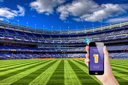 STADIUMS-Eddystone and iBeacon