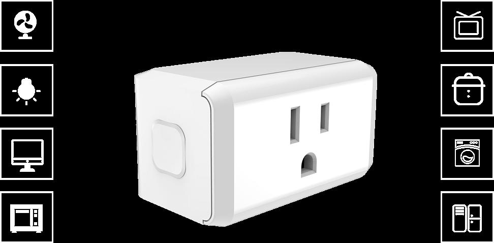 MOKOSmart Smart Plug-P2