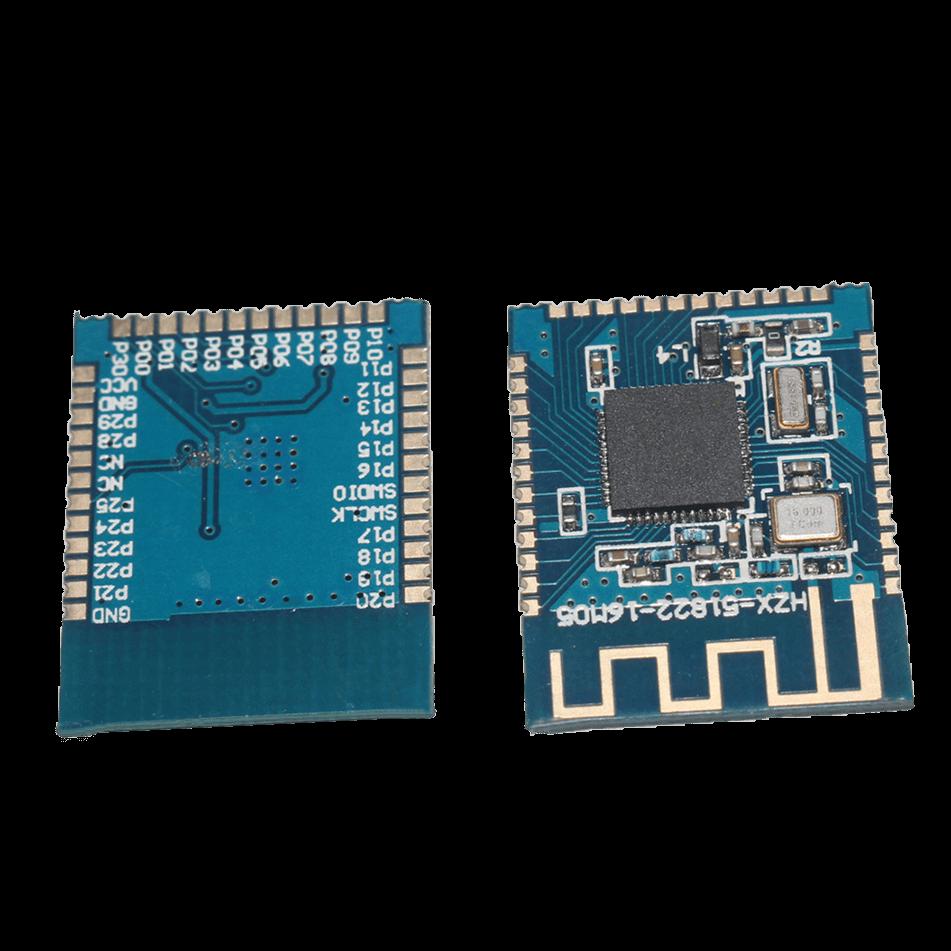 Módulo Bluetooth HZX-51822-16M05