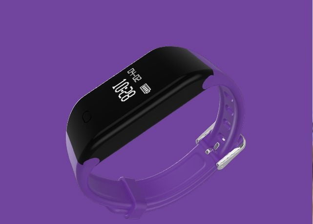 Fitpolo H701 Fitness Tracker-purple