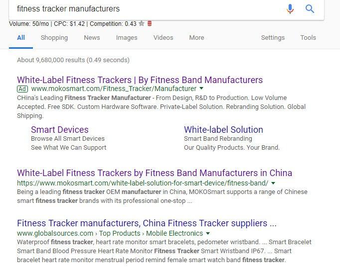 2018-09-06_9-32-05 google ranking - MOKOSmart #1 Smart