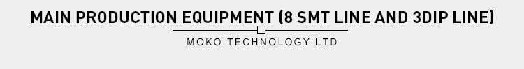 fabrico inteligente profissional combinação wi-fi PCB e montagem