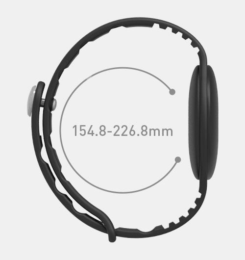 MOKOSmart W1 Beacon Wearable Beacon-P3