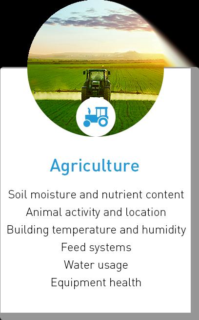 Landwirtschaft-Lorawan-Lösung