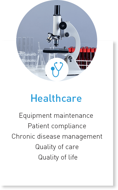 healthcare-lorawan solution