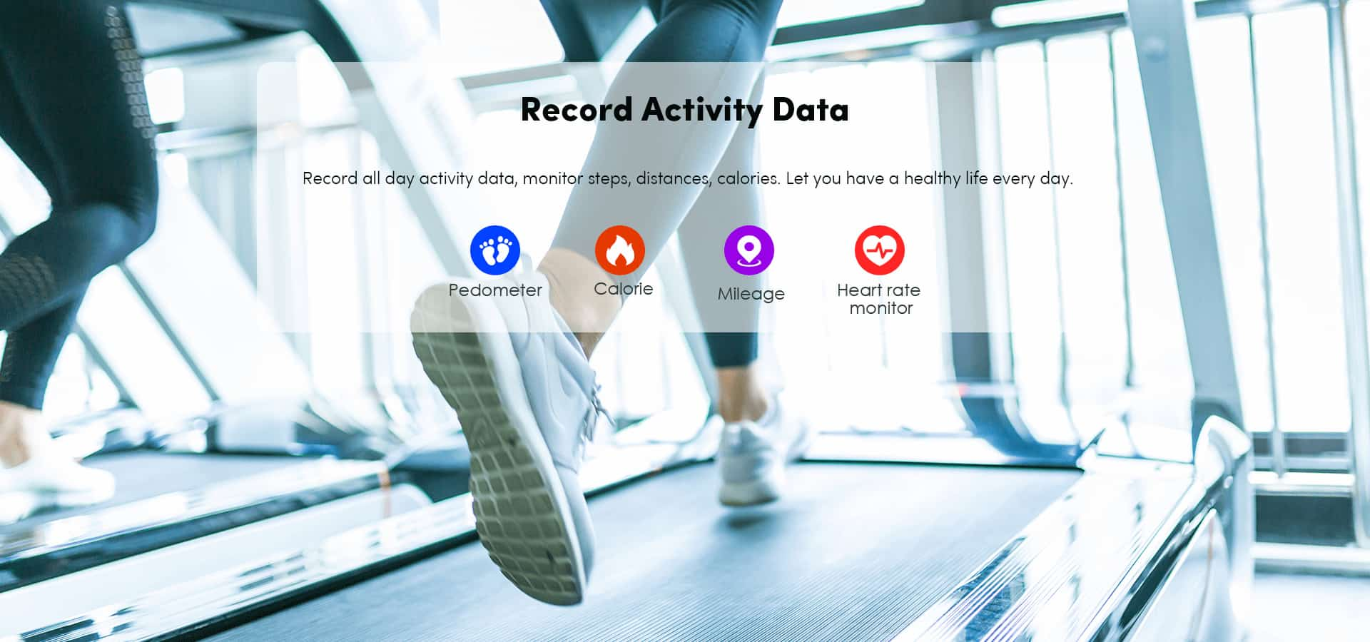 Record Activity Data