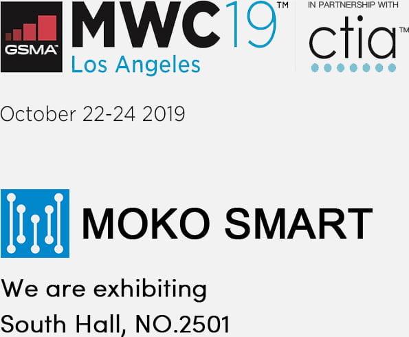 MWCA 2019 MOKOSmart