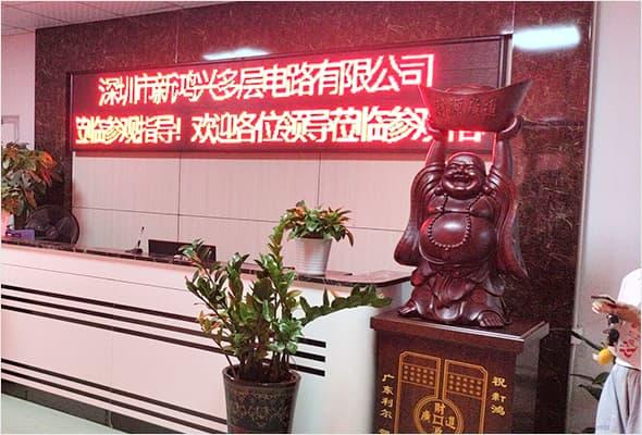 PCB-productiefabriek