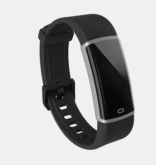MOKOSmart W2 wearable bracelet Beacon-P2