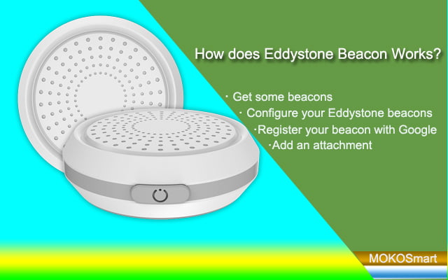 Wie funktioniert Eddystone Beacon Works?