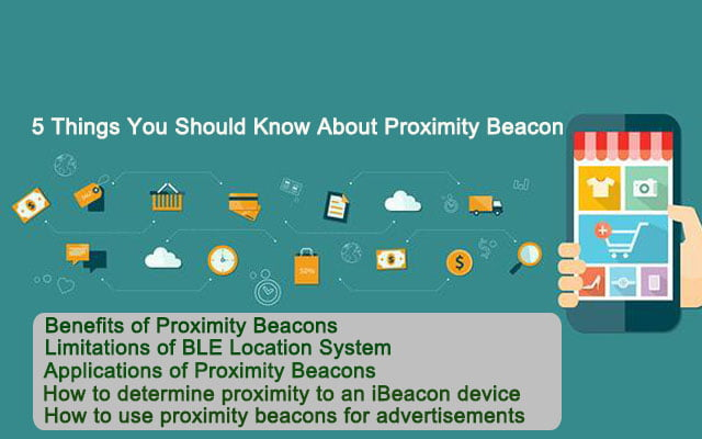5 things you should know about Proximity Beacons