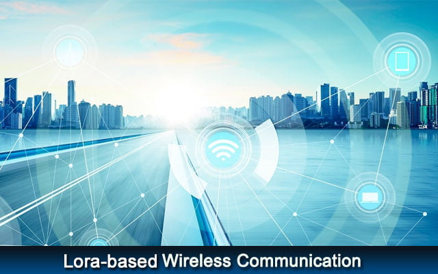 LoRa wireless