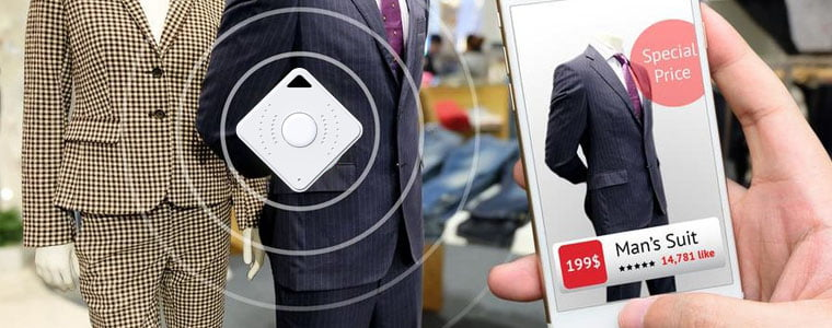 proximity beacons in Retail Stores and Shops