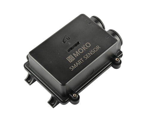 LoRaWAN Pattumiera Stato Detection LW006-WB