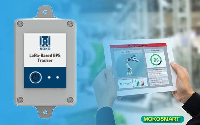 LoRa GPS tracker