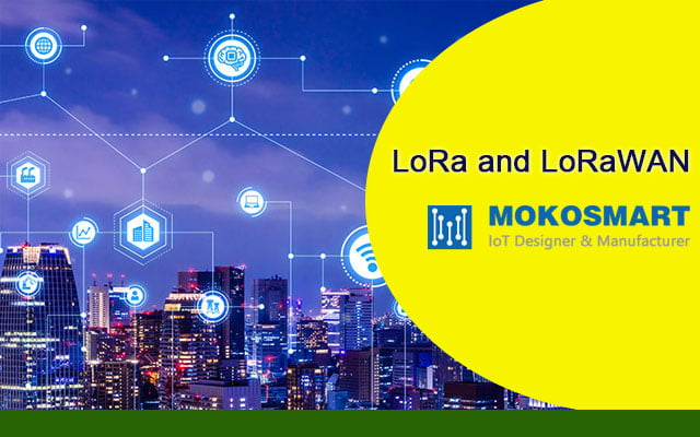 What are the difference between LoRa and LoRaWAN