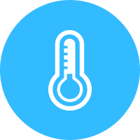 Working temperature