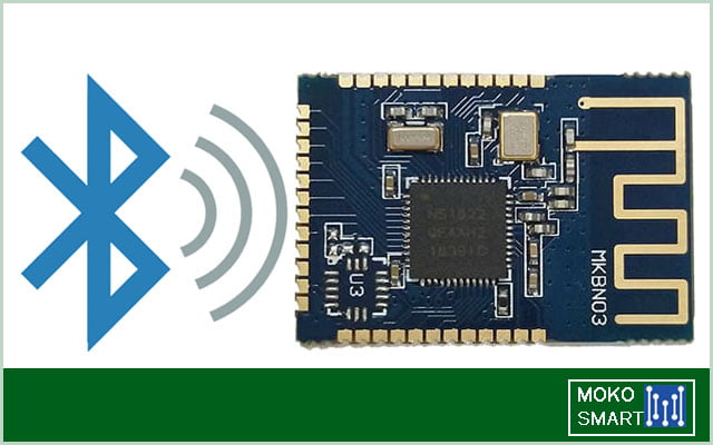 Effective Use of a Bluetooth module