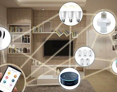 Controle van huishoudelijke apparaten