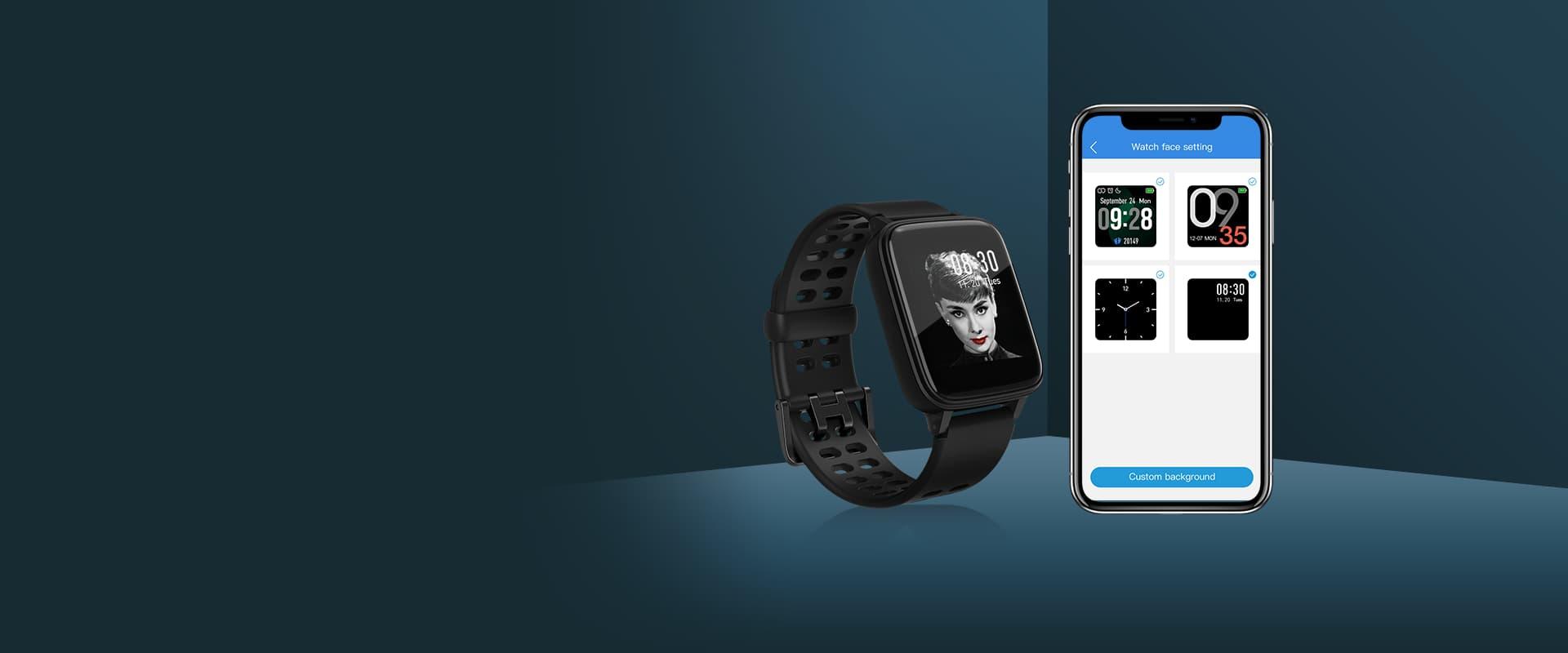 Smart Watch H709-P1
