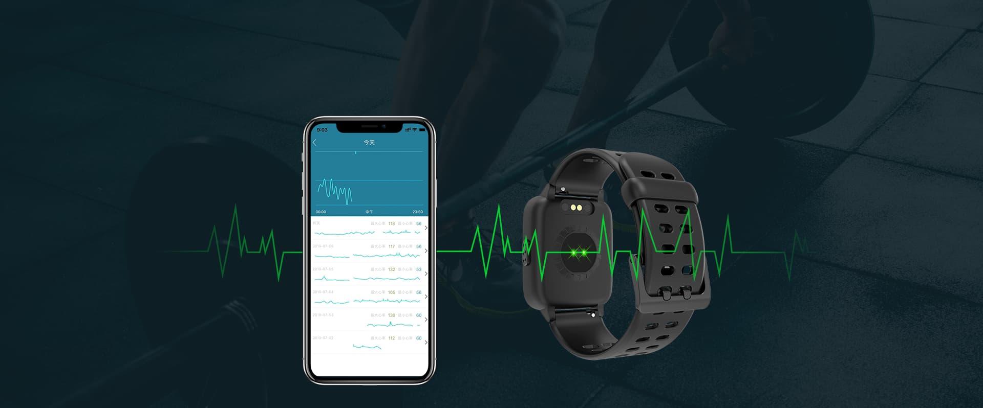 Smart watch H709_06