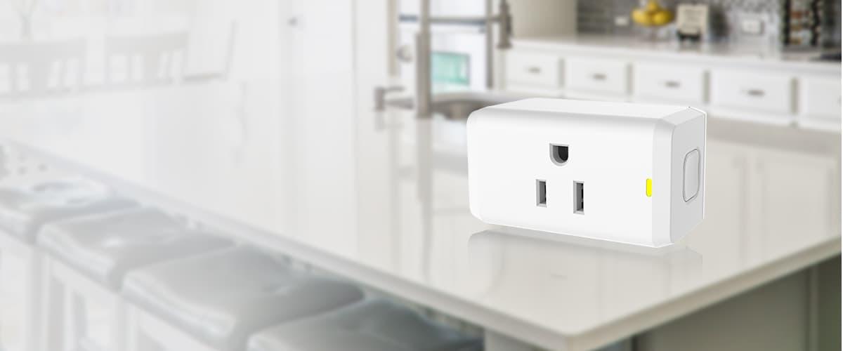 MK100 WiFi Smart plug