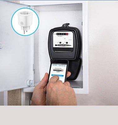 mk115 wifi socket plug for Energy Management
