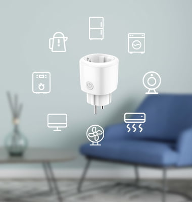 mk115 wifi plug for Household Appliance Control