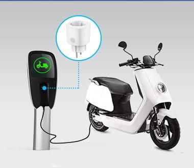 Motorcycle Charging Metering