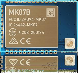 MK07B MK07 nRF52833 Module + Mesh Module Banner