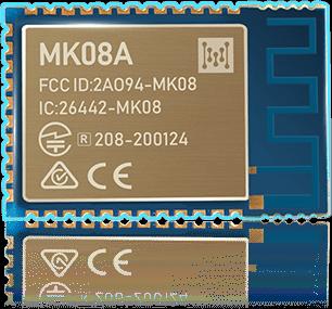 Bluetooth nRF52840 module MK08A