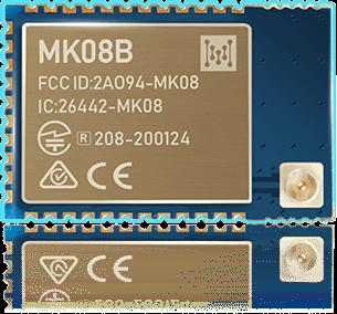 Bluetooth nRF52840 module MK08B