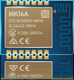 Bluetooth nRF52805 module MK14A