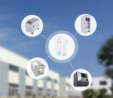mk116 wifi smart plug for Industrial Equipment Control
