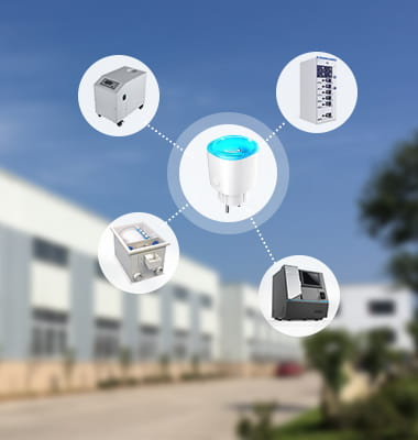 Bluetooth low energy Smart Plug MK115B for Industrial Equipment Control
