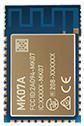 MK07 NRF52 Module supporting Bluetooth Low Energy - MK07A