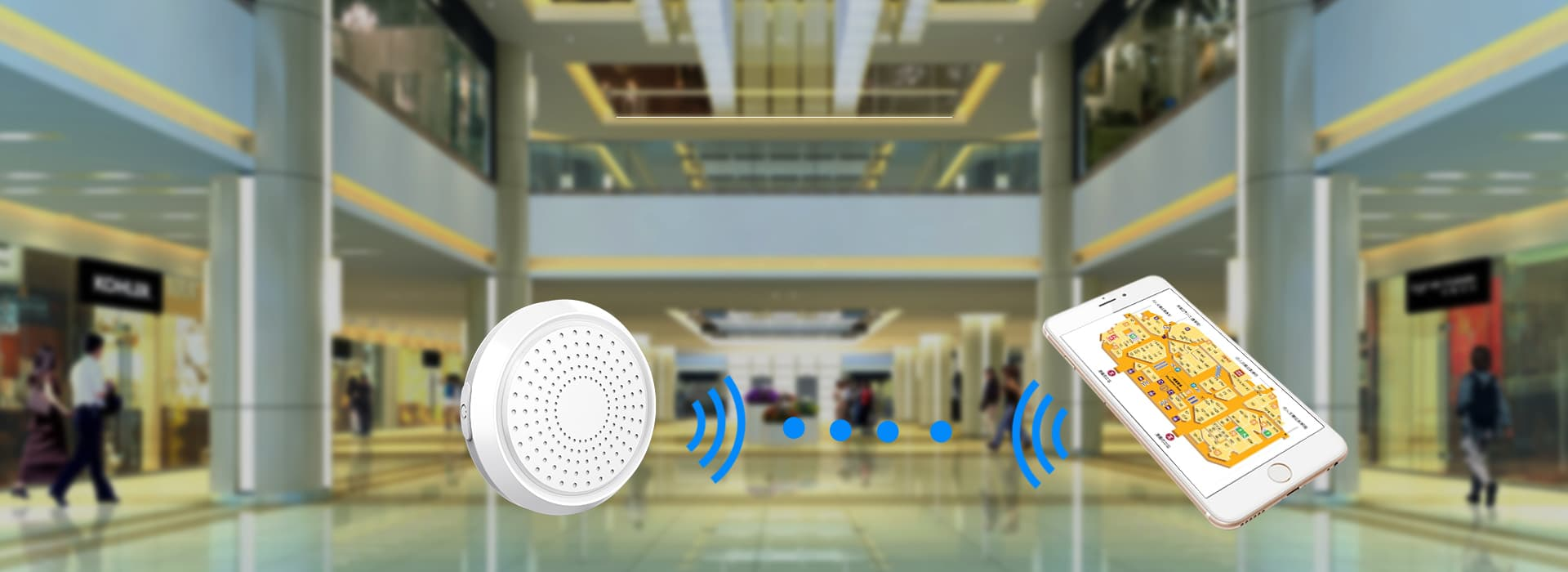 turnkey custom ibeacon beacon solution