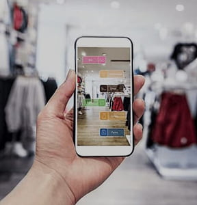 Applications of Bluetooth Low Energy for Smart Retail