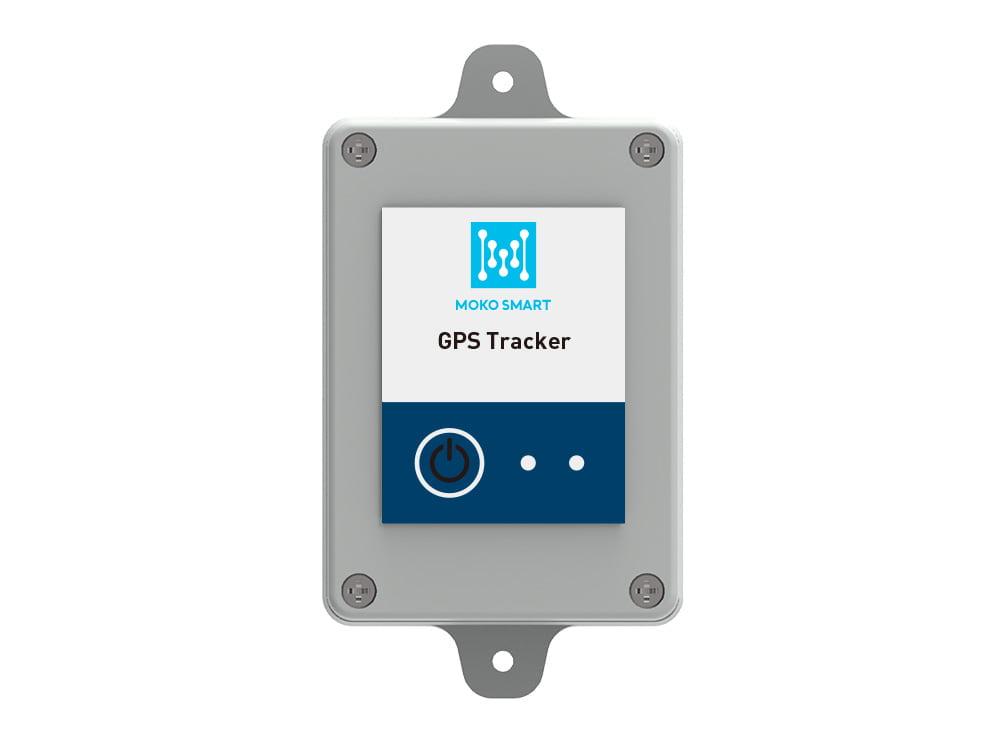 lorawan gps tracker with logo